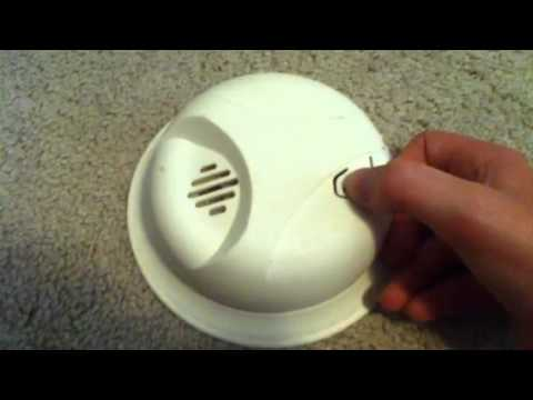 first alert smoke alarm testvideo - First Alert Smoke Alarm