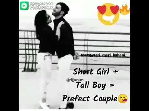 Positions tall guy short girl