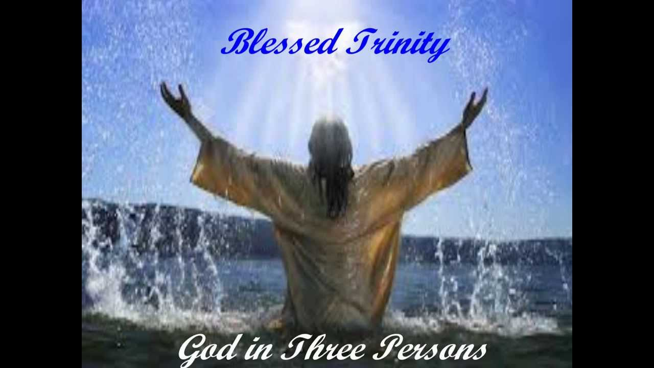 God in Three Persons Blessed Trinity (Shorter Community AME Church Online Bible Study)