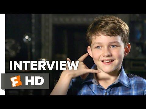 Pan Interview - Levi Miller (2015) - Adventure Movie HD