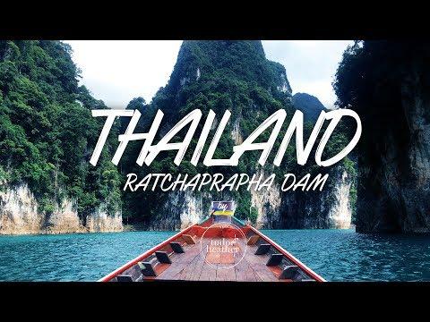 THAILAND Ratchaprapha Dam | Travel Tour by Tudor and Heather