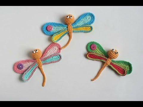 e2e3357108a34 Accesorios Tejidos en crochet Para Vestuario Decoracion - YouTube