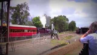 NSW Rail Transport Museum, Main Line Steam Fleet - Part 2/2 (FINAL PART)