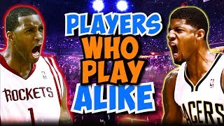NBA Players who Play Very SIMILAR!!