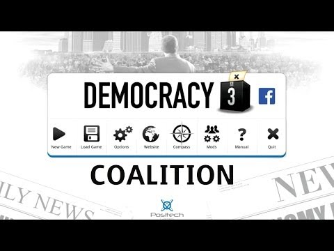 Democracy 3: Coalition