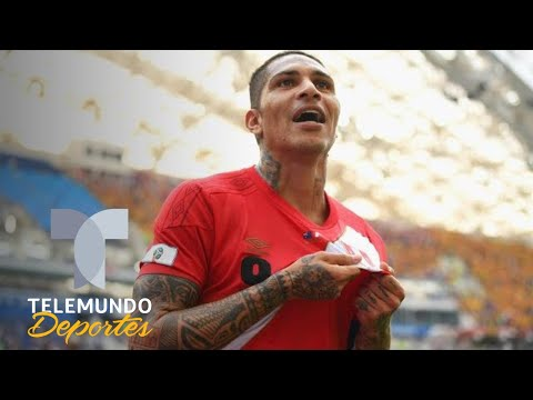 Paolo Guerrero lo cuenta todo en exclsuiva   Más Fútbol   Telemundo Deportes