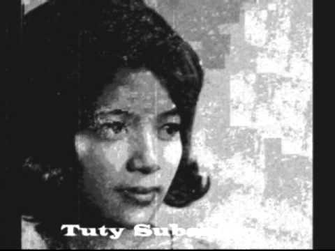 TUTY SUBARDJO - Di Udjung Djalan ( Tjipt. Mustafa Wirjat) P'DHEDE CIPTAMAS.wmv