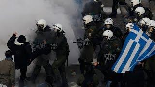 6/12/2014 Беспорядки в Афинах