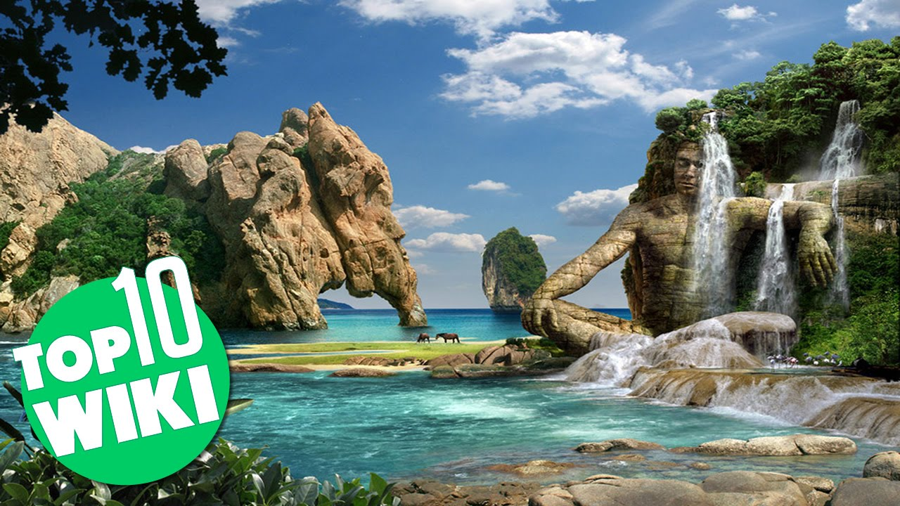 10 islas misteriosas deshabitadas youtube for Radiadores 7 islas