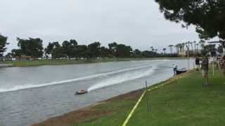 San Diego Cup RC Boat Races 2015 (Video 1 of 3)