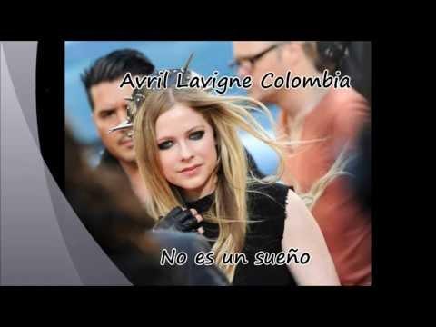 Avril en Colombia (Ideas )