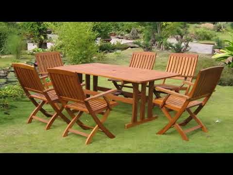 How To Build Wooden Patio Chairs
