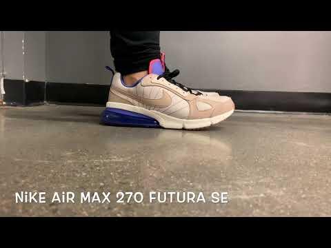 Nike Air 270 Futura SE - YouTube