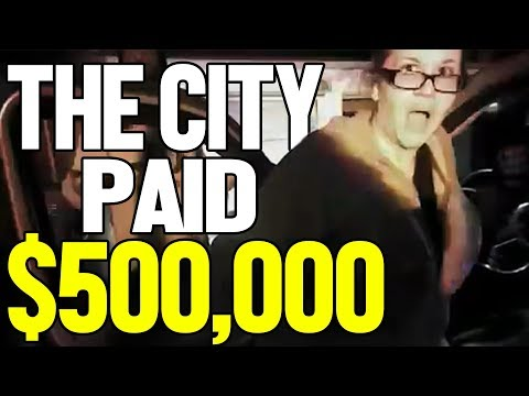 $500,000 SETTLEMENT FOR EXCESSIVE FORCE