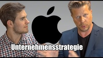 Die Unternehmerische Strategie am Beispiel von Apple feat. Alex Düsseldorf Fischer