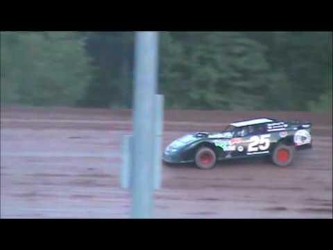 Brett McDonald Heat Race Lernerville Speedway 5/26/17