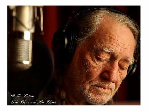 Willie Nelson Love Me Tender