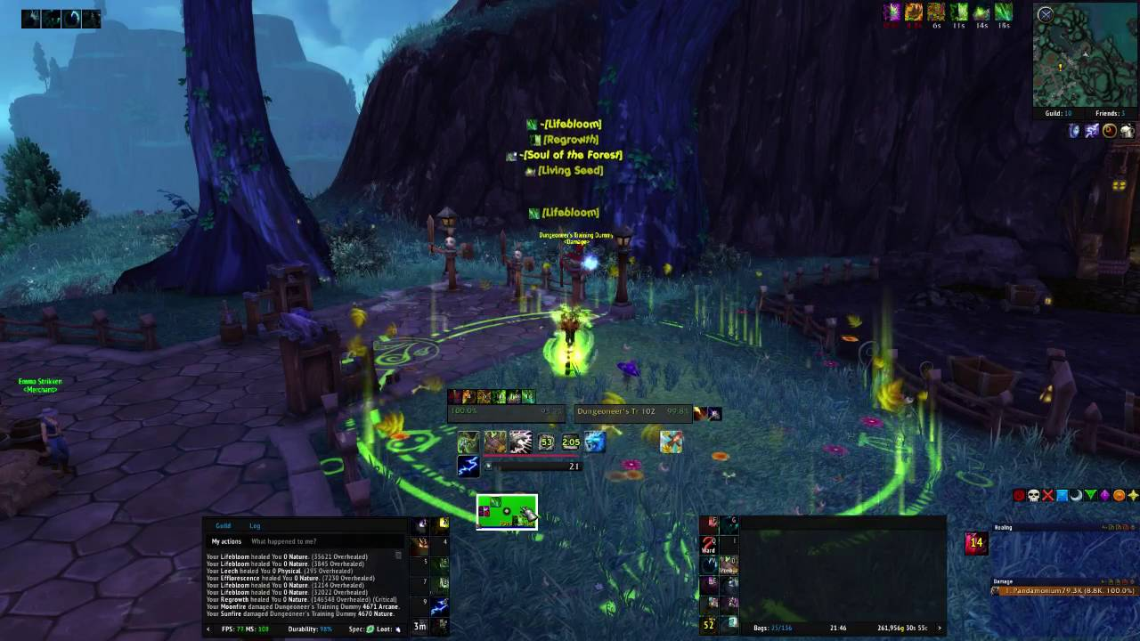Resto Druid WeakAuras - UI - Icy Veins Forums