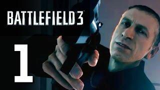 Battlefield 3 - Gameplay Walkthrough Part / Mission 1: Semper Fidelis - No Commentary