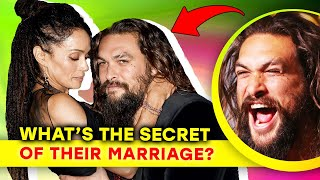 Jason Momoa And Lisa Bonet: The Hidden Truth About Their Marriage |⭐ Ossa