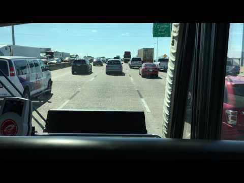 Houston METRO 222 Grand Parkway Park And Ride