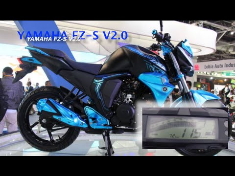 YAMAHA FZ-S V2.0, 0-100 kph, Top Speed, Video HD