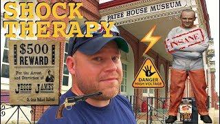 Psychiatric Torture Asylum & Jesse James Bullet Hole thumbnail