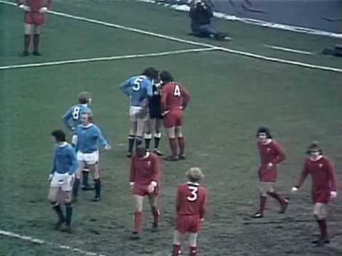 [72/73] Manchester City v Liverpool, Feb 17th 1973