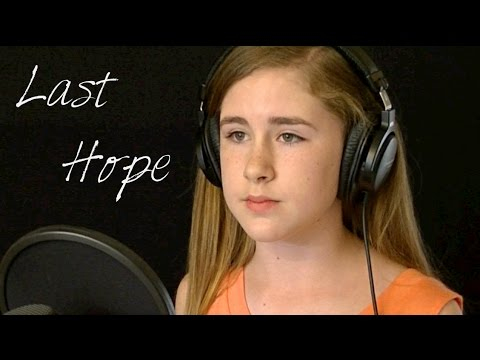 Paramore - Last Hope (Cover) by Samantha Potter (12 yrs old)
