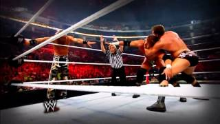SummerSlam 2009  DX vs Legacy Highlights [HD]