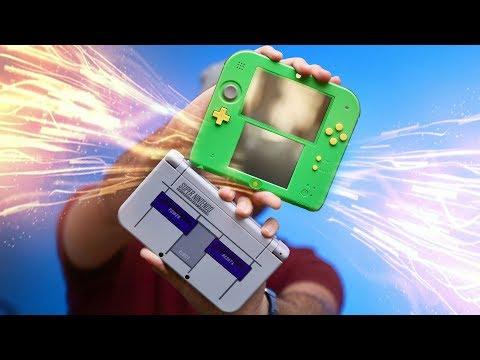 New Zelda and SNES Nintendo 3DS!