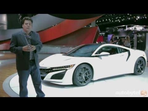 Top 5 Turbo Sports Cars @ LA Auto Show 2015