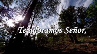 Download Te Adoramos - Canto Adventista | Karaoke Adventista 180p | MP3 song and Music Video