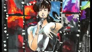 中森明菜さんのライブの動画を元に絵をいくつか描きました。ちなみにこ...