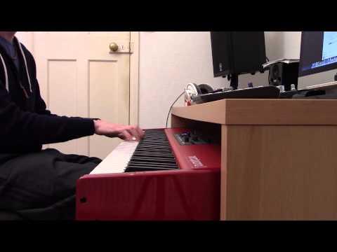 Joni Mitchell - A case of you - Solo Piano
