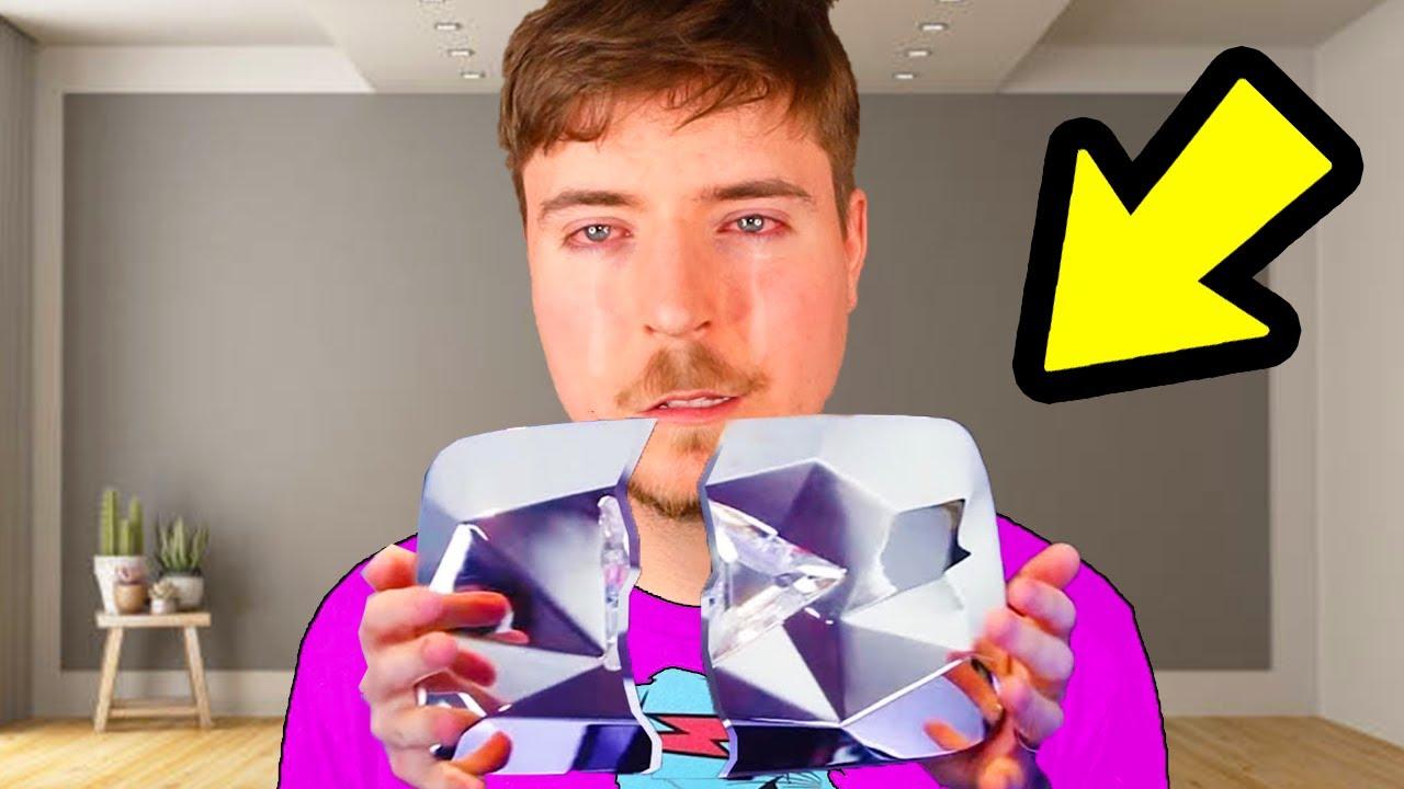 5 YouTubers That ACCIDENTALLY BROKE STUFF On Video! (MrBeast, PewDiePie, Markiplier, Guava Juice)