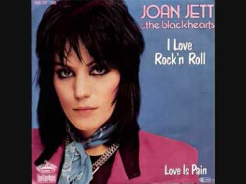 Joan Jett I Love Rock 39n39 Roll YouTube