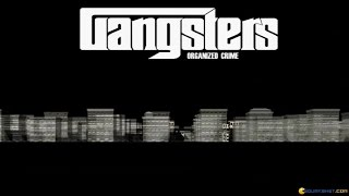 Gangsters: Organized Crime gameplay (PC Game, 1998)