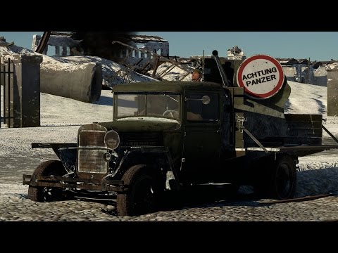 Initial д ➤ War Thunder Cinematic