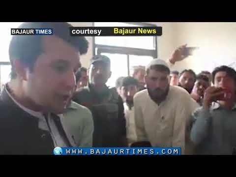 Jilalu Din Salarzai Speech In Open Court In Salarzai Pashat On Tuesday