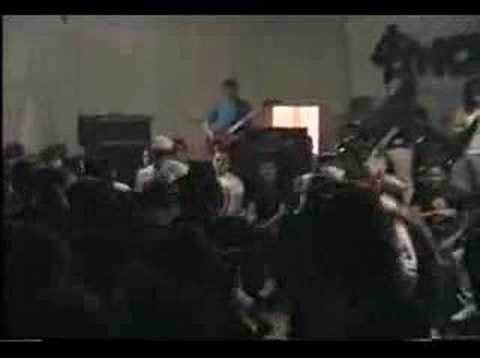 Awol - 4/22/1989 - American Legion Hall, Newburgh NY - NYHC