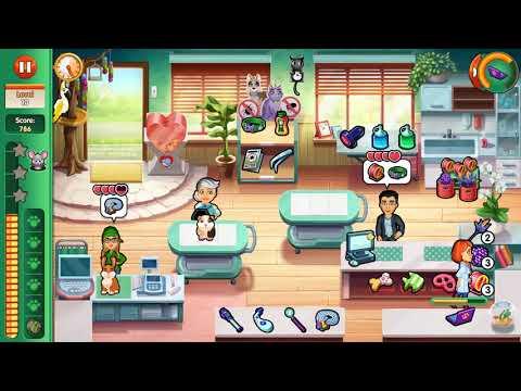 Dr. Cares 2: Amy's Pet Clinic Level 9-10