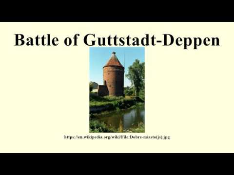 Battle of Guttstadt-Deppen