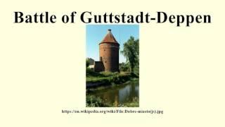 Battle of Guttstadt-Deppen