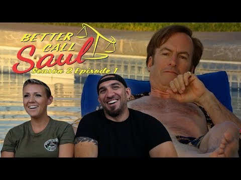Better Call Saul Season 2 Episode 1 'Switch' Premiere REACTION!!