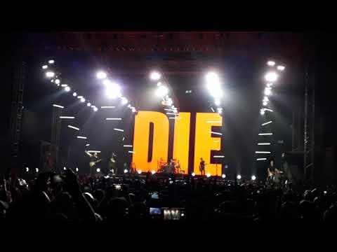 18 till i die live concert in Gurgaon 2018