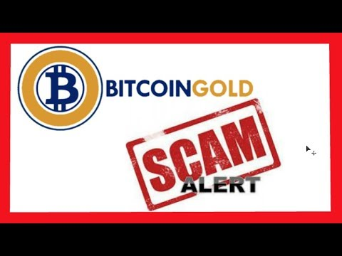 Stay Away From Bitcoin Gold (BTG) - Hidden Fees Inserted by Developer - Bitcoin Gold Scam