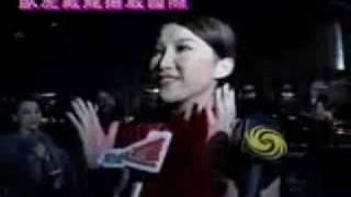 CoCo李玟奥斯卡颁奖礼前後接受香港電視台采访