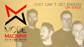 Just Can't Get Enough - Mode Machine Depeche Mode Tribute Band from Italy