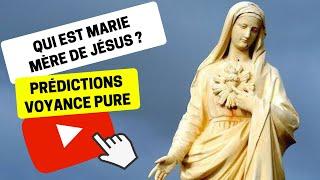 #180 Qui est Marie mère de Jésus ? - Bruno Voyant Voyance Médium Vierge Notre Dame Lourde Apparition